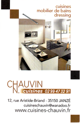 cuisines chauvin